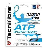 Теннисная струна Tecnifibre Razor Code ATP World Tour 1.25 12.0 Blue