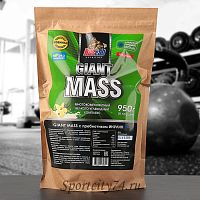 Гейнер RusLabNutrition Giant Mass 30% 950 г
