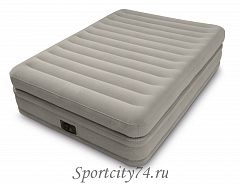 Надувная кровать Intex Prime Comfort Elevated Airbed 64446