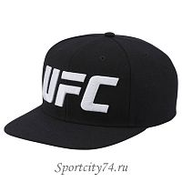 Бейсболка Reebok UFC Ultimate Fan черная
